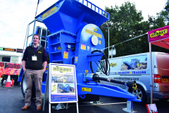 Sales Manager Ashley Crawford of Northern Ireland-based Herbst Machinery
