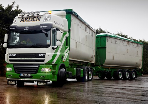Arden remain '100% compliant' as new driver-checks mobile app comes on board
