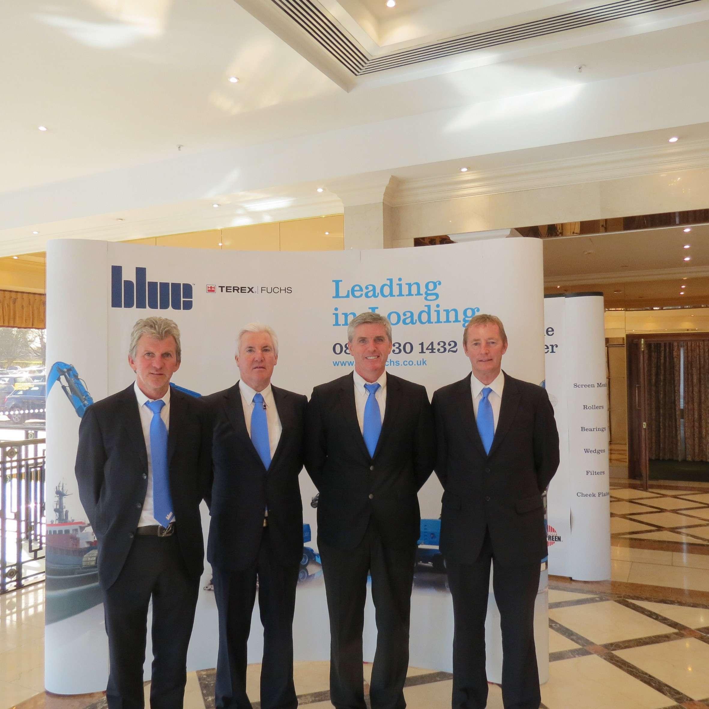 Blue Group Changes Events Focus