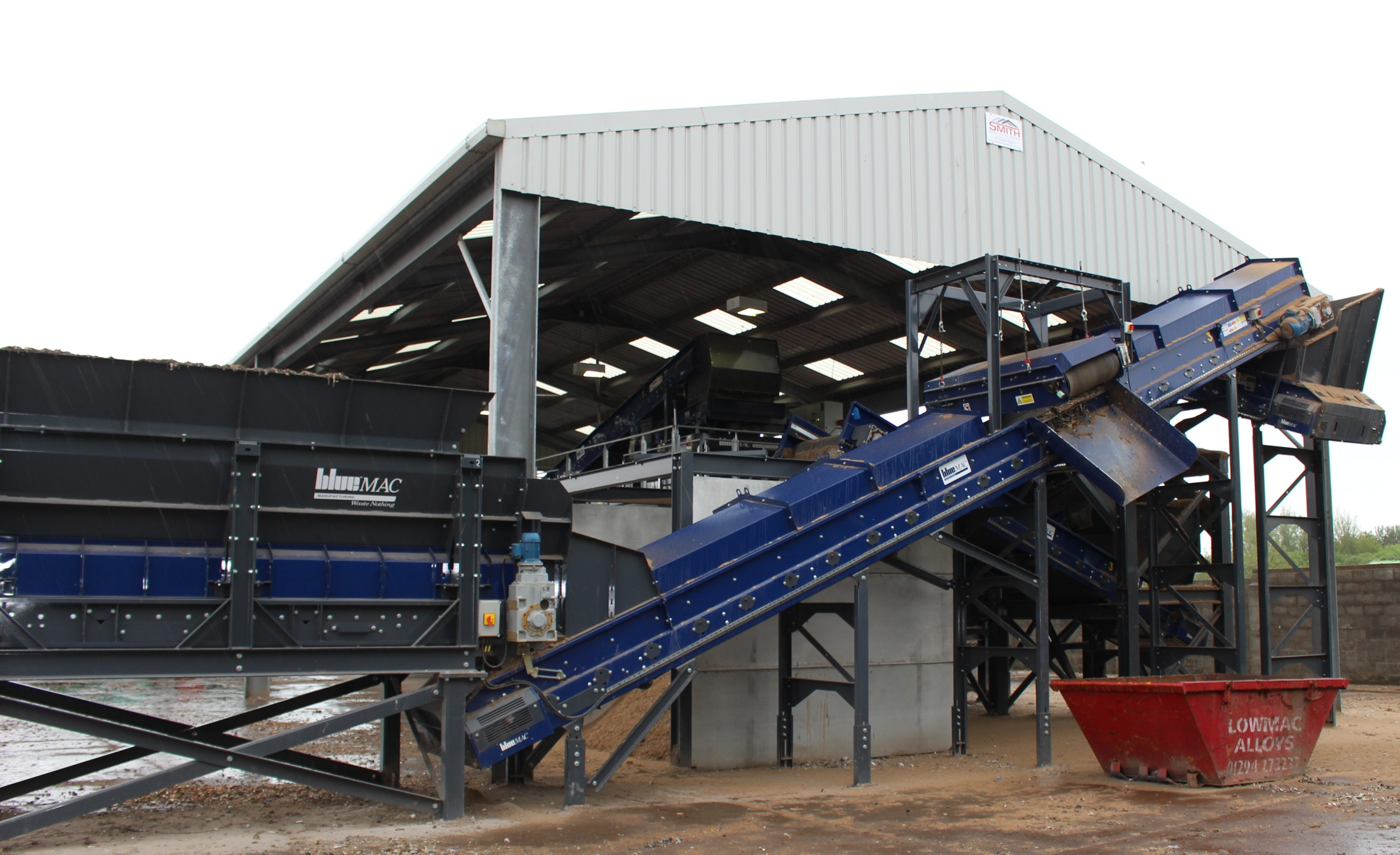 Bespoke Plant Produces Quality Recyclables for Lowmac Waste &amp