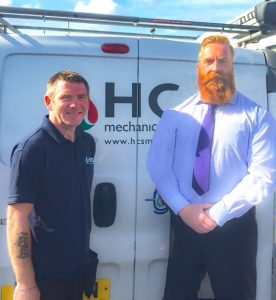 Further growth for HCS Mechanical Services