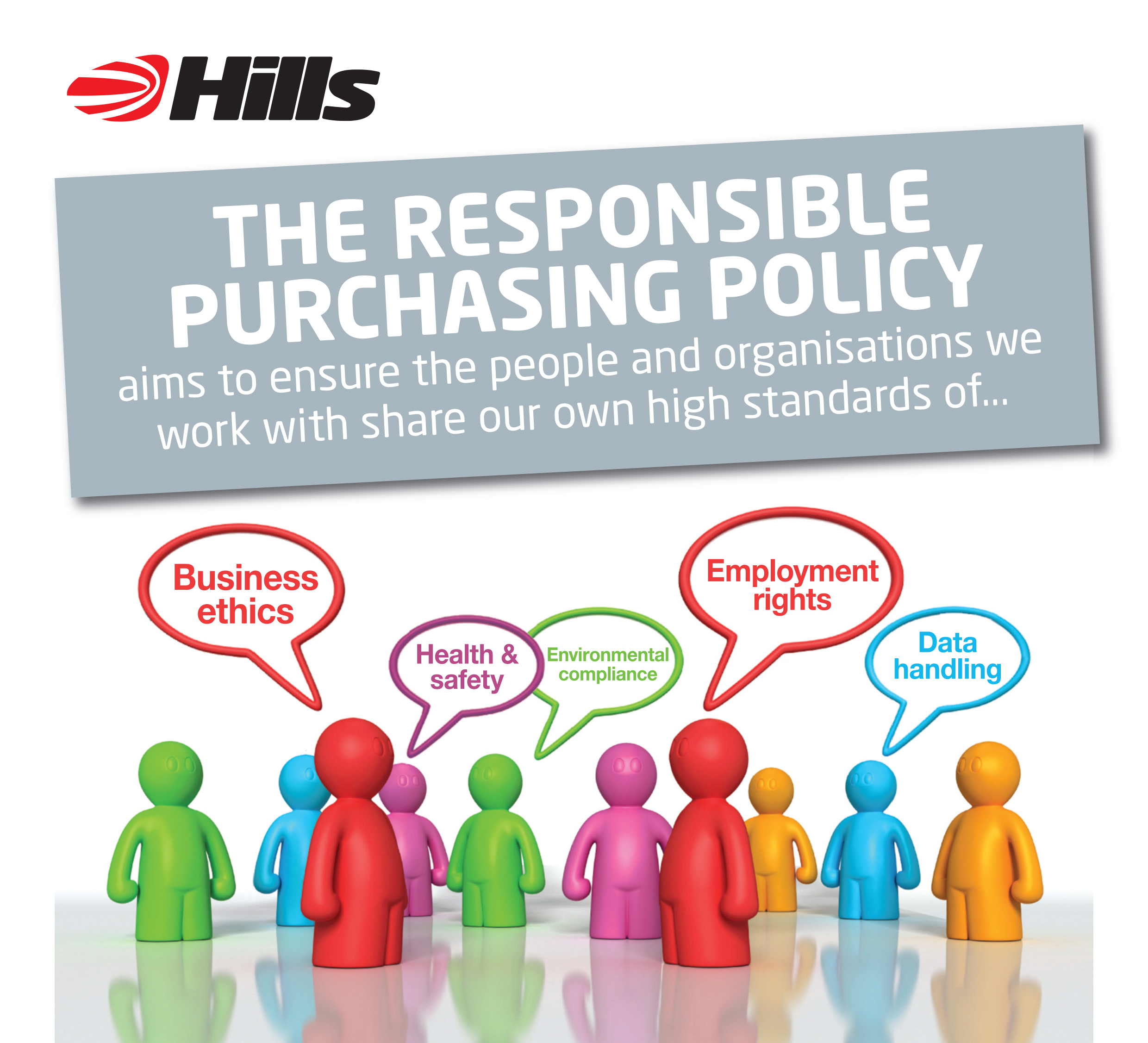 Hills Group adopts responsible policy in response to Modern Slavery Act