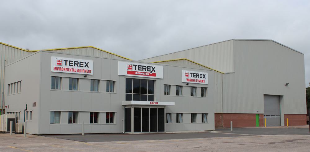 Terex Environmental Equipment Upgrade to New Facilities With a £9 million Investment