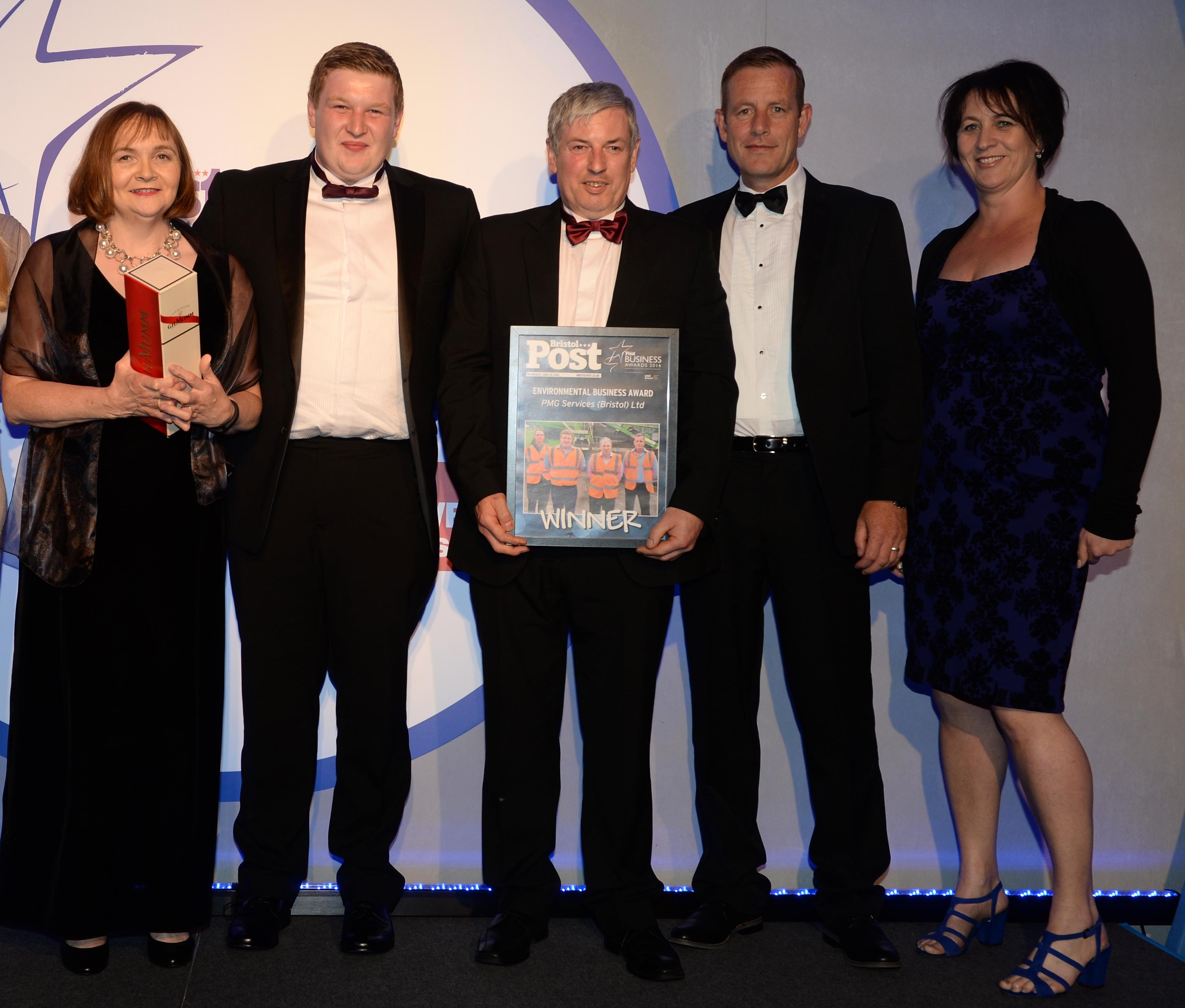 PMG Services Scoop Top Award
