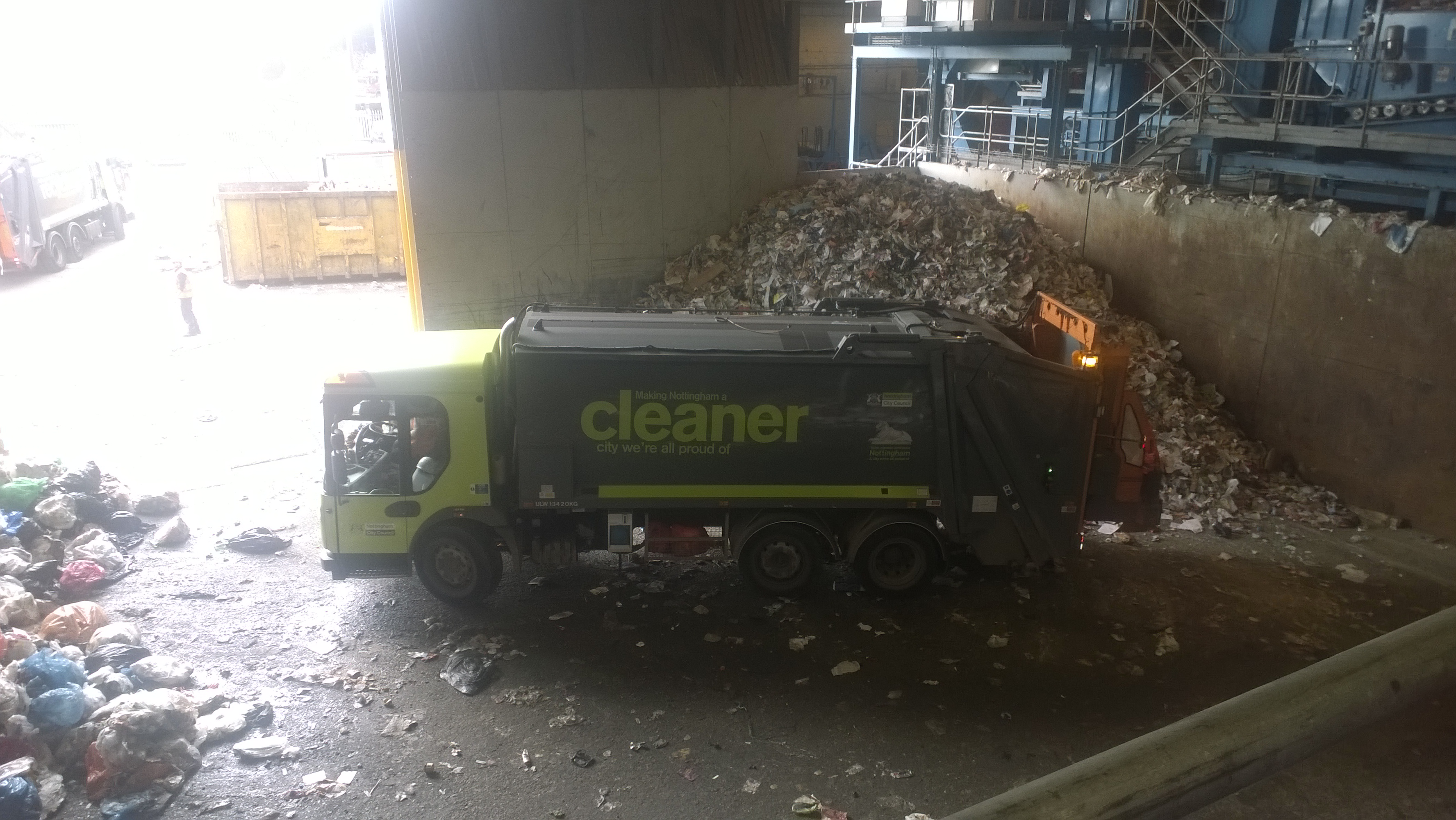Nottingham City Council Awards Waste Processing Contract