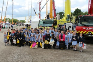 Liebherr sponsors two-day 'My Future My Choice' event at Vertikal Days