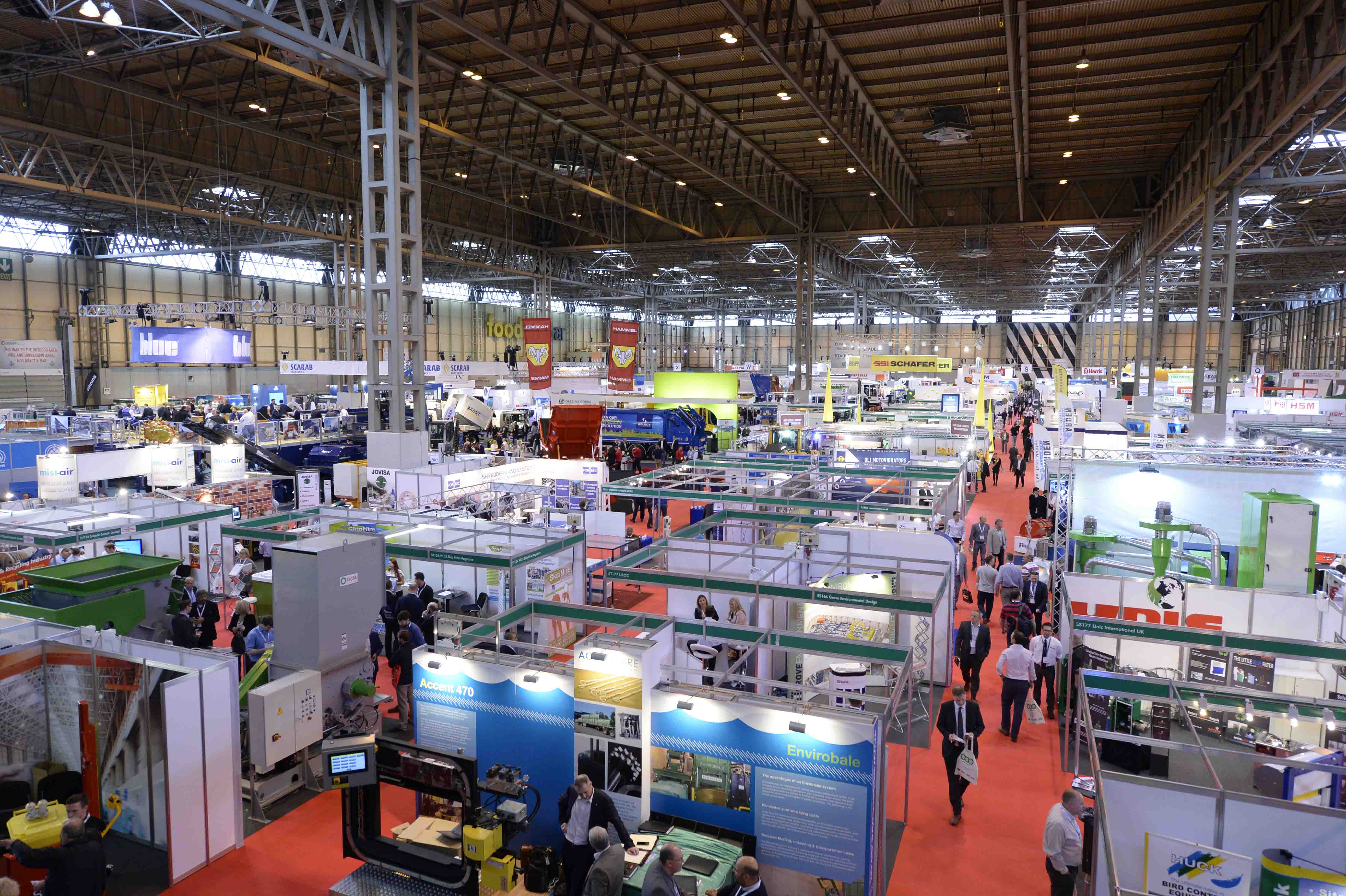 RWM 2016: Energy Event, Renewables Event, Water Event in one location