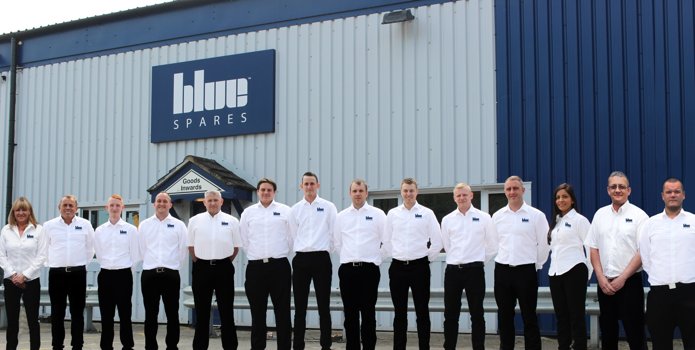 Blue Spares Doubles Sales Team and Reports Spectacular Growth