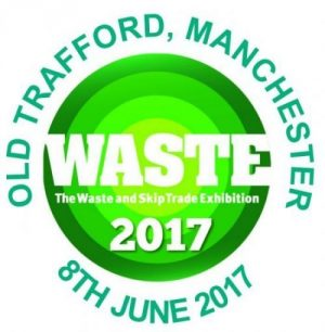WASTE'17 exhibition confirmed June 8, 2017 -Old Trafford Football Ground