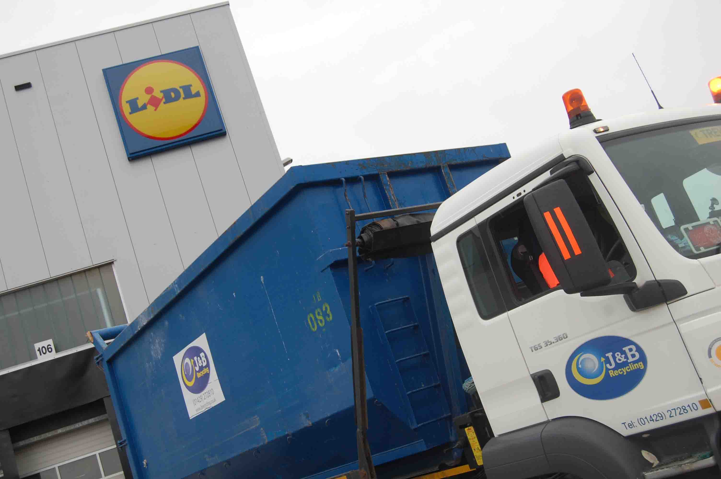 Close-knit Teesside workforce permits J&B Recycling to reap the rewards