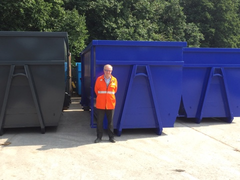 Exhibition meeting pays off for Starrett and Sellers Containers