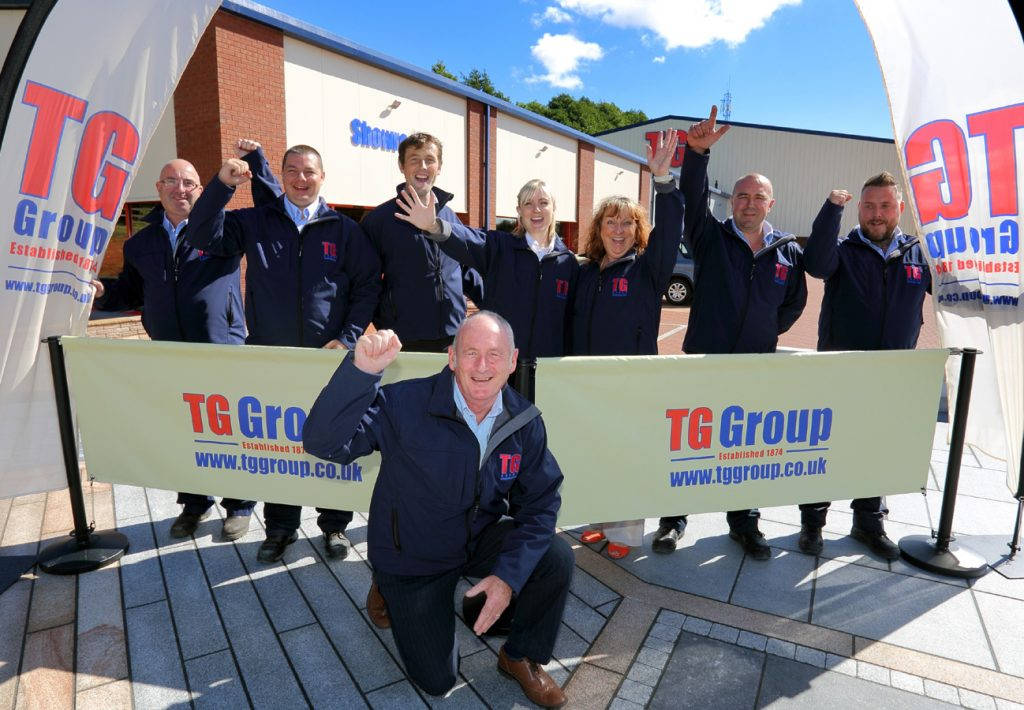Builders' Merchants opens its doors