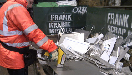 FRANK KELBIE SCRAP MERCHANTS, DUNDEE – 70 YEARS AND COUNTING