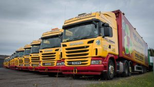Fred Sherwood Group cuts vehicle downtime with new tyre management contract