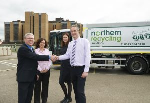 NHS Highland awards a major contract to Northern Recycling Solutions