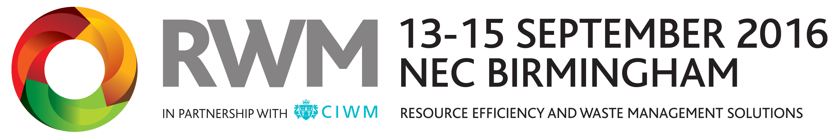 RWM 2016 will be leading the way