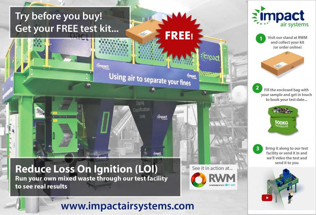 Impact Air Systems to launch 'try before you buy' kits at RWM 2016