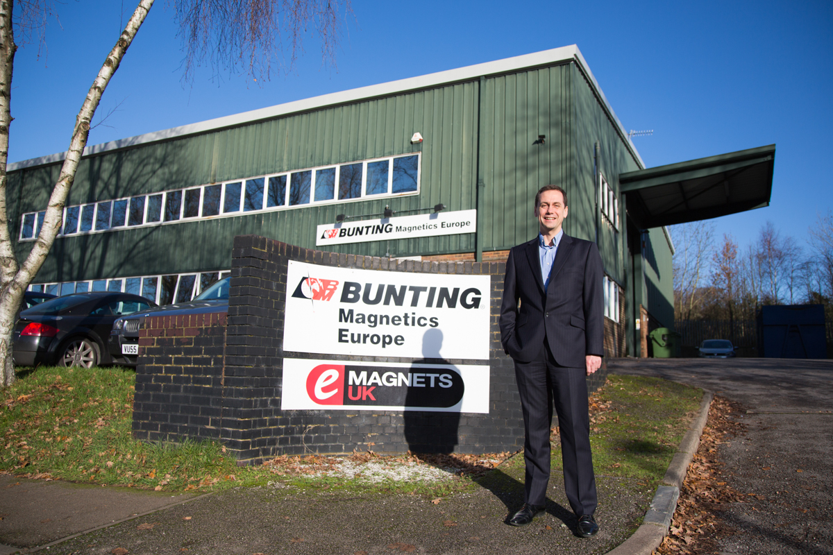 Bunting Magnetics Europe Register a Record Month for Sales
