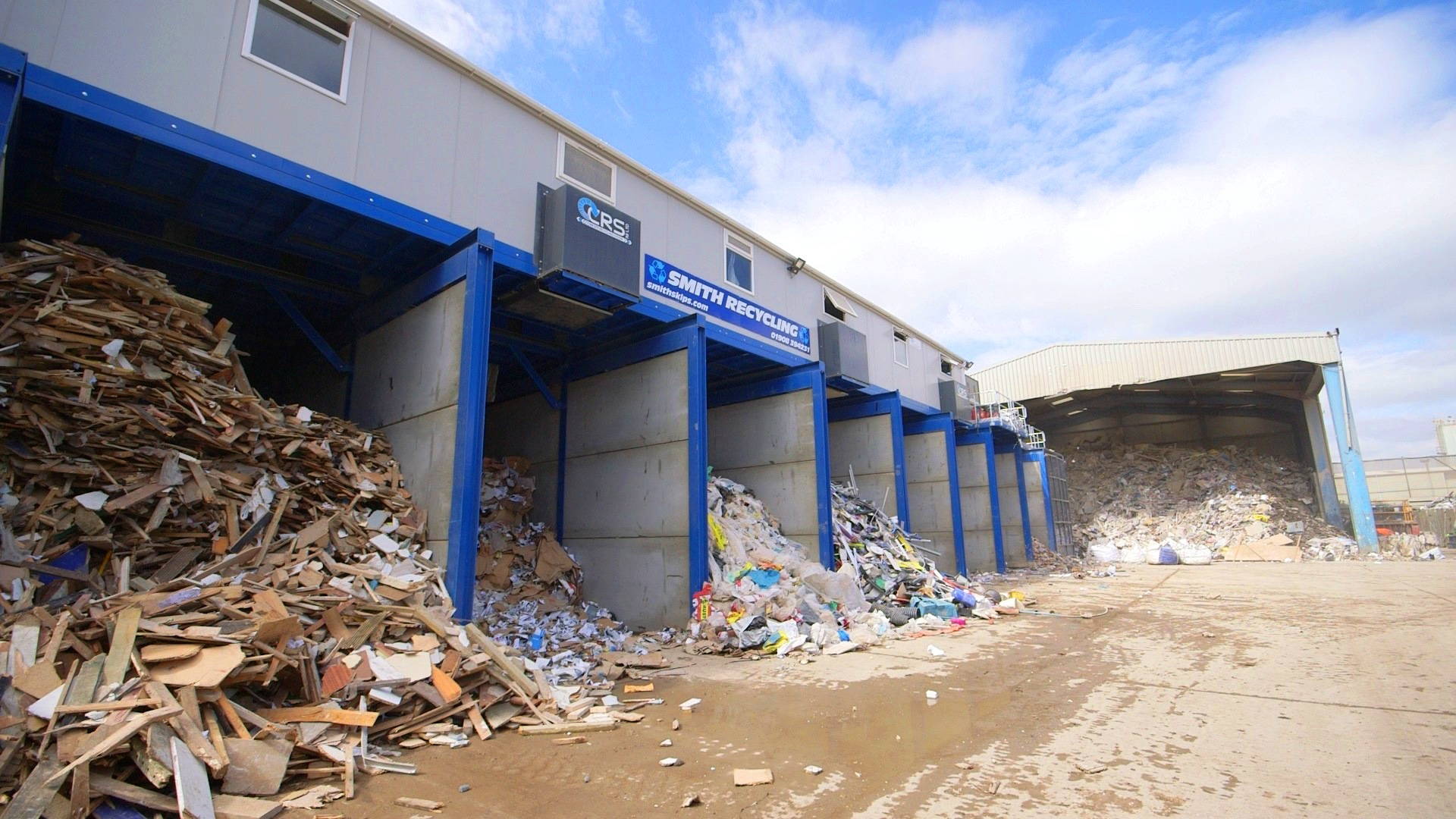Unparalleled Performance for CRS at Smith Recycling: CONTENT SUPPLIED BY:  www.crsni.com