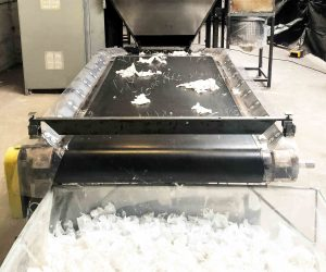 Furniture Recycling Group launches the world's first automated mattress recycling machine