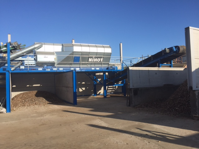 """New Nihot machine does """"Stirling"""" job for Scots recycling firm"""