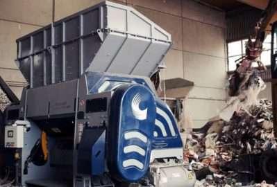 LINDNER's Polaris single-shaft shredders enhance one-step RDF processing