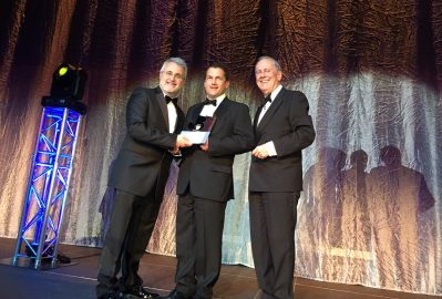 Boughton Engineering & Oldbury UK win GBCC award for excellence in manufacturing