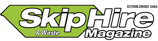 Skip Hire & Waste Magazine - logo