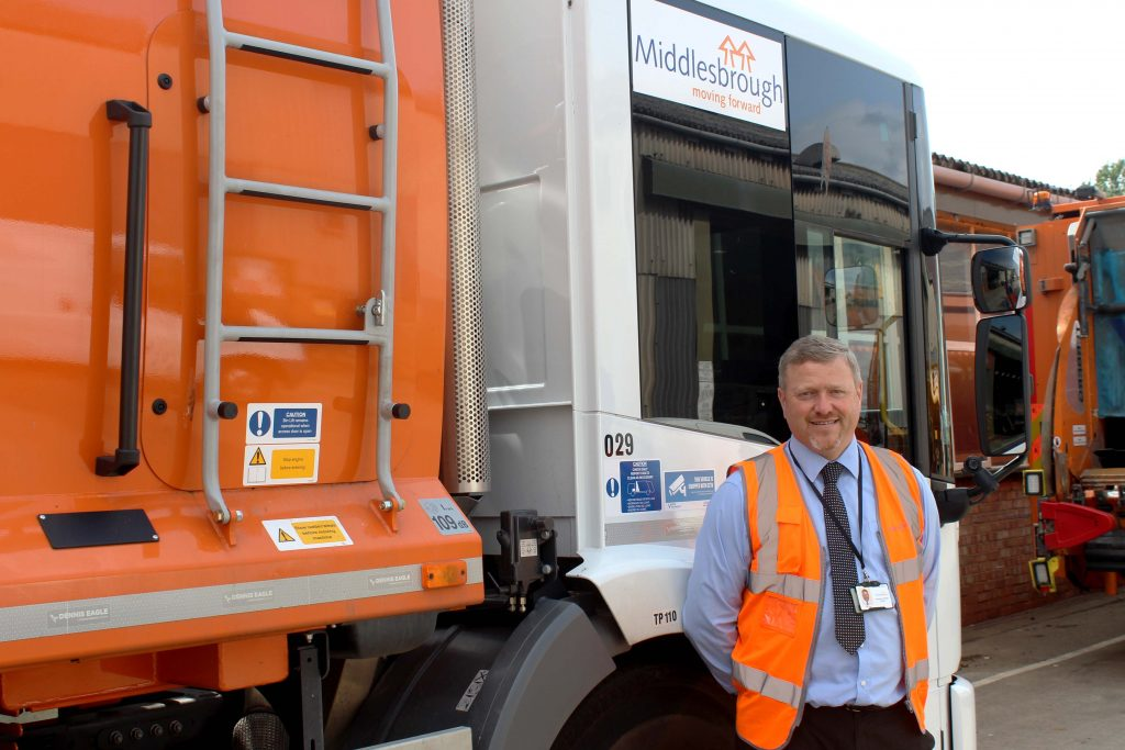 Middlesbrough Council help prevent vehicle theft with Ident