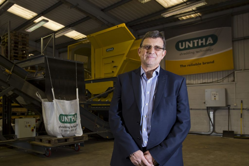 Waste and recycling stalwart Chris Oldfield retires from industry