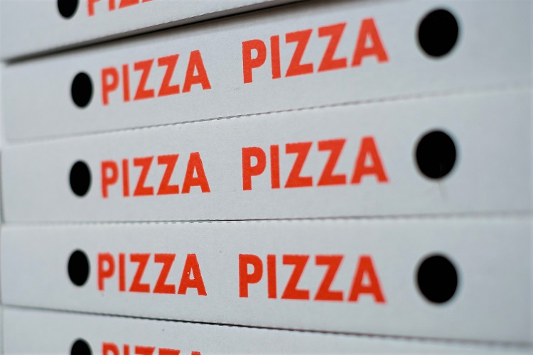 Can pizza boxes be recycled?
