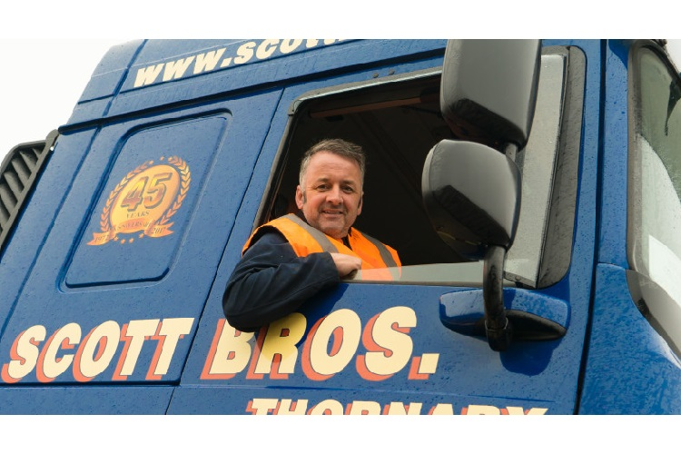 Meeting demands: six figure vehicle investment by Teesside's Scott Bros