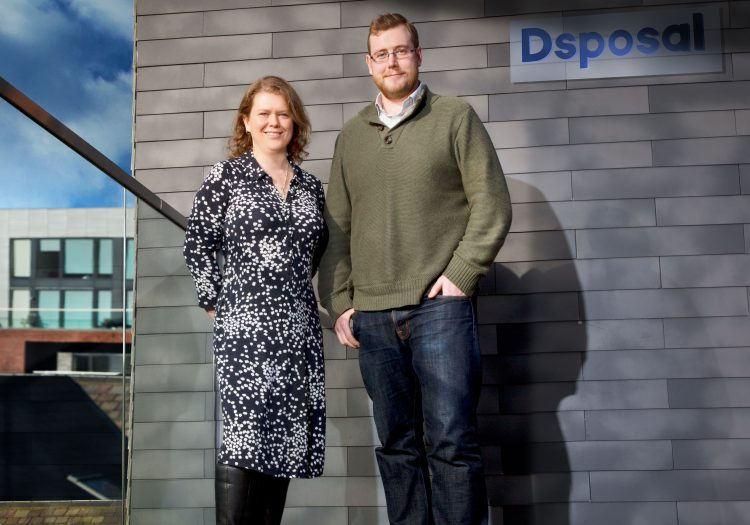 WasteAid and Dsposal join forces in Manchester to solve plastic problem