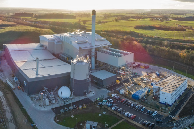 Amey's North Yorkshire energy-from-waste plant to power at least 40,000 homes