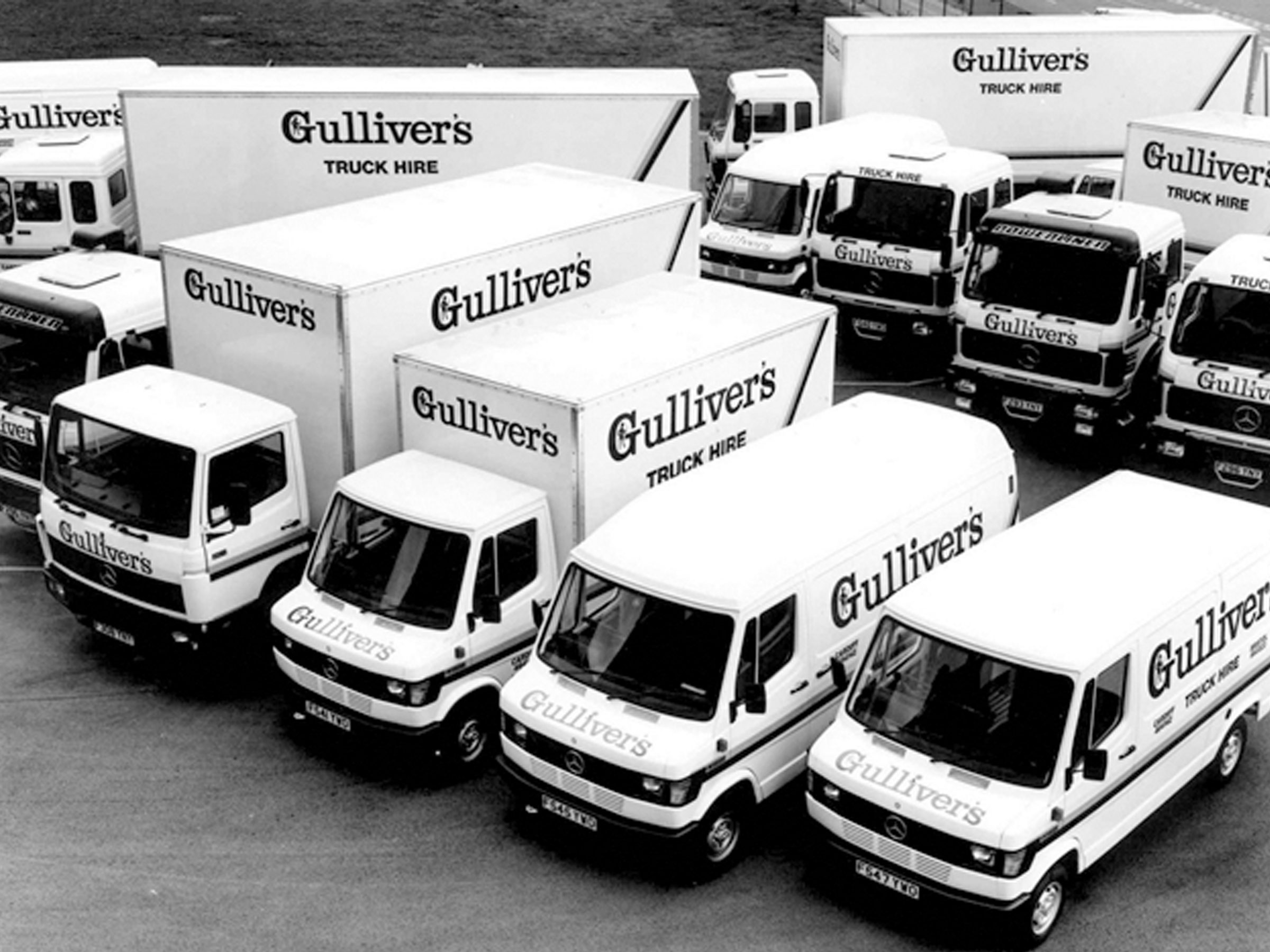 'A promise is a promise' at Gulliver's Truck Hire