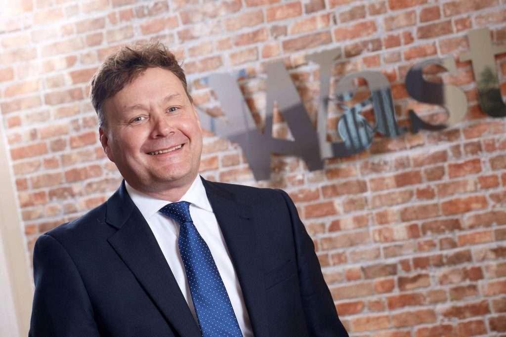 Wastege's managing director Mark Taylor