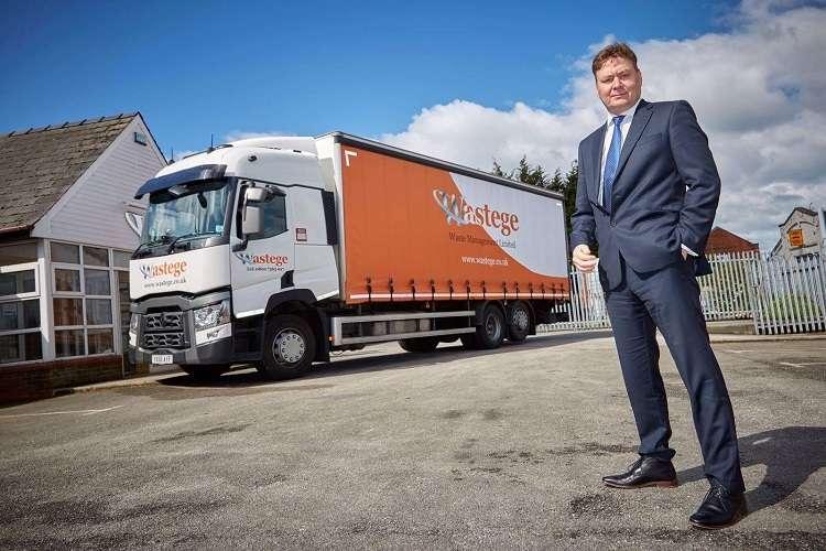 Hazardous waste specialist Wastege prepare £1m revenue boost with new UNTHA UK shredder