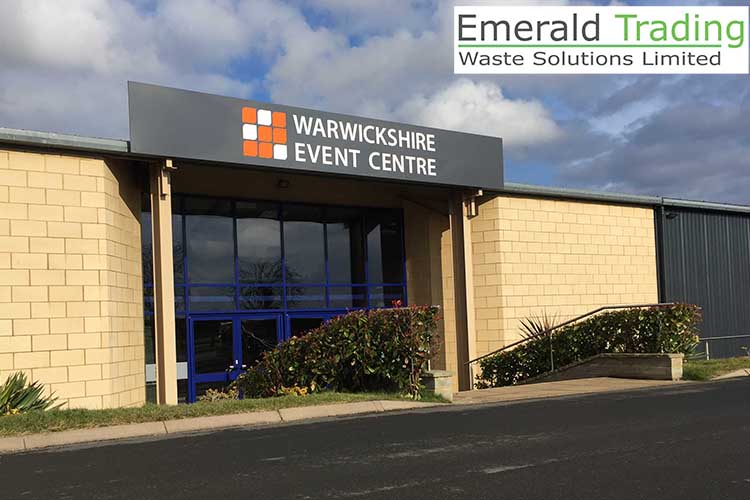 New lanyard sponsor at WASTE'18 with Emerald Trading Waste Solutions