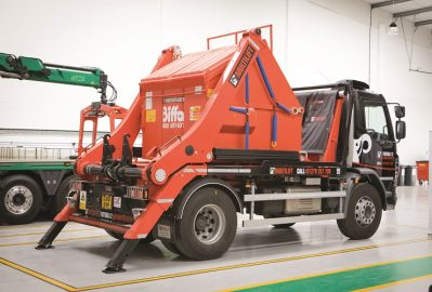 Innovative Hiab strategy continues with opening new southern depot