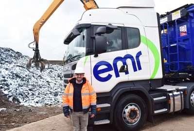 Metal industry leaders EMR set standards in ever changing marketplace