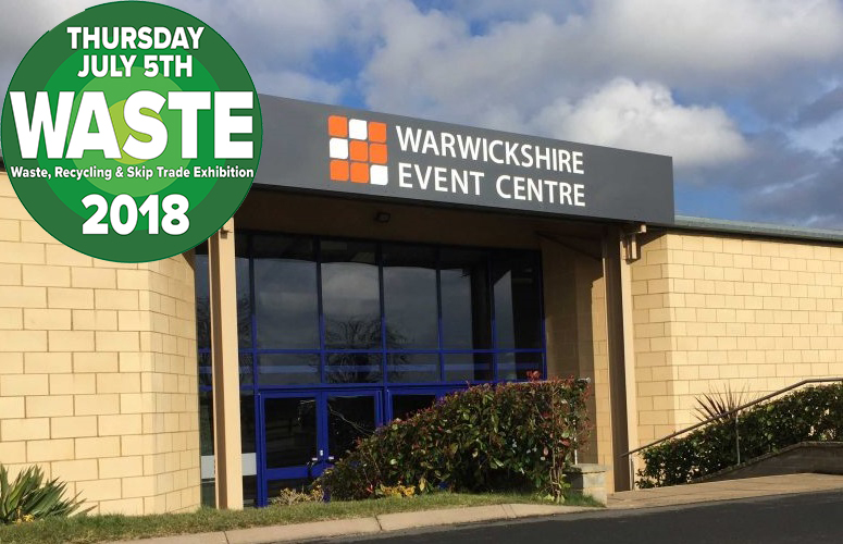 WASTE'18 and 150th edition make it dual milestone for Skip Hire & Waste Magazine