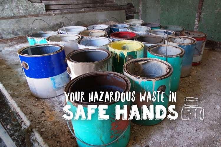 Andusia move into hazardous waste market