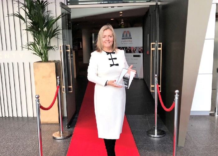 Award winning end to 2018 for O'Donovan Waste MD
