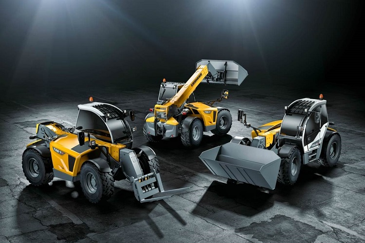 Liebherr launches new telescopic handler range