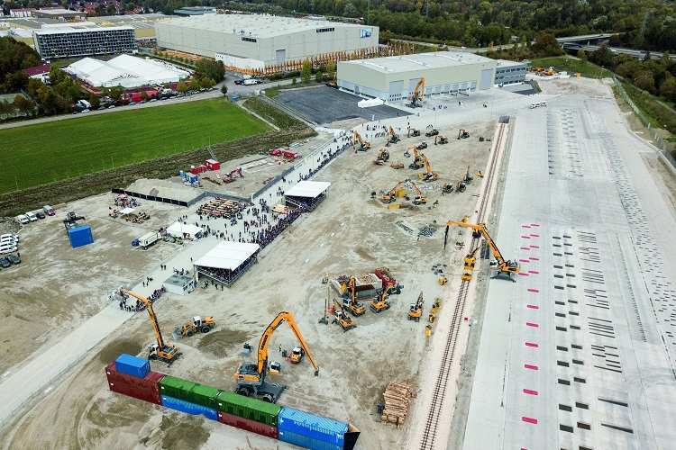 Liebherr opens €30 million research, development and demonstration centre
