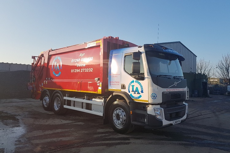 Andusia sign RDF supply partner contract with Lowmac