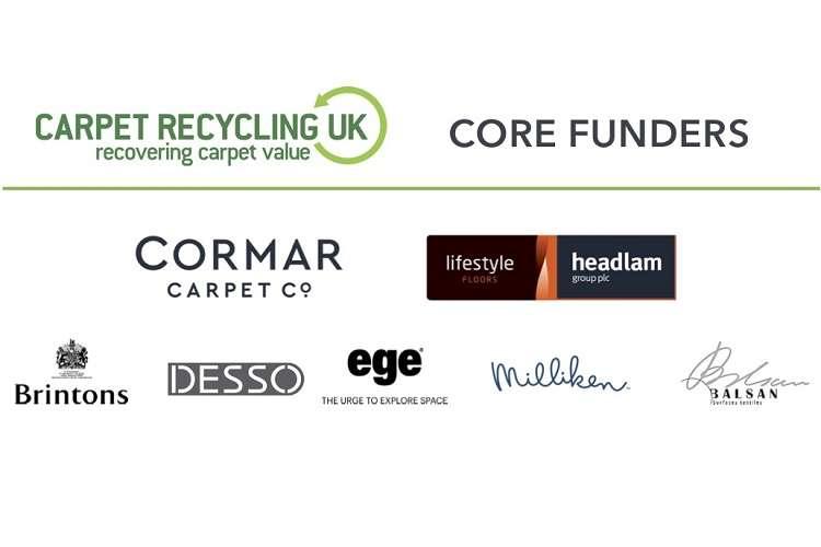 Carpet Recycling UK: landfill diversion of carpet waste rises