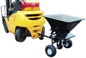 Contact Attachments tackling snow and ice through innovative salt-spreading product
