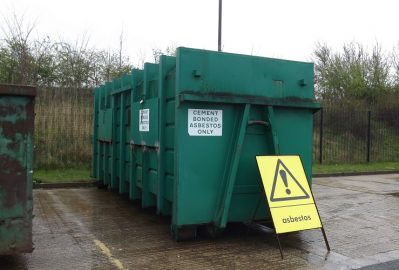 UKATA announces new asbestos awareness course for waste management and recycling workers