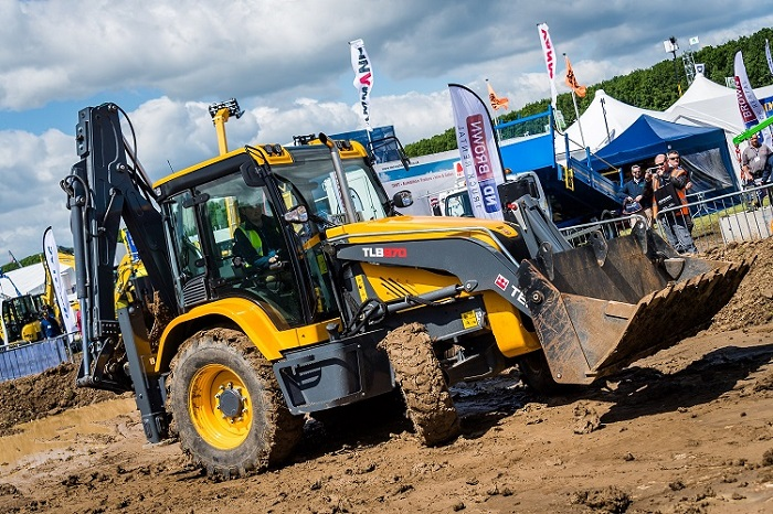Plantworx and Railworx on track for the 2019 event Skip Hire